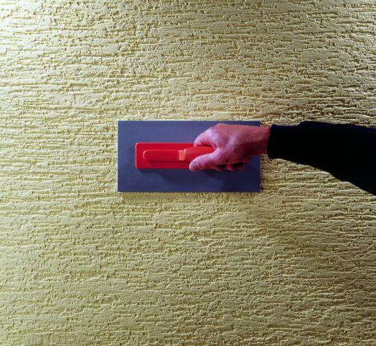 Декоративная шпаклевка стен