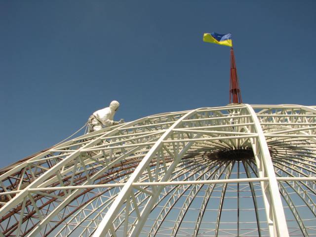 Высотные работы в москве промышленный альпинизм